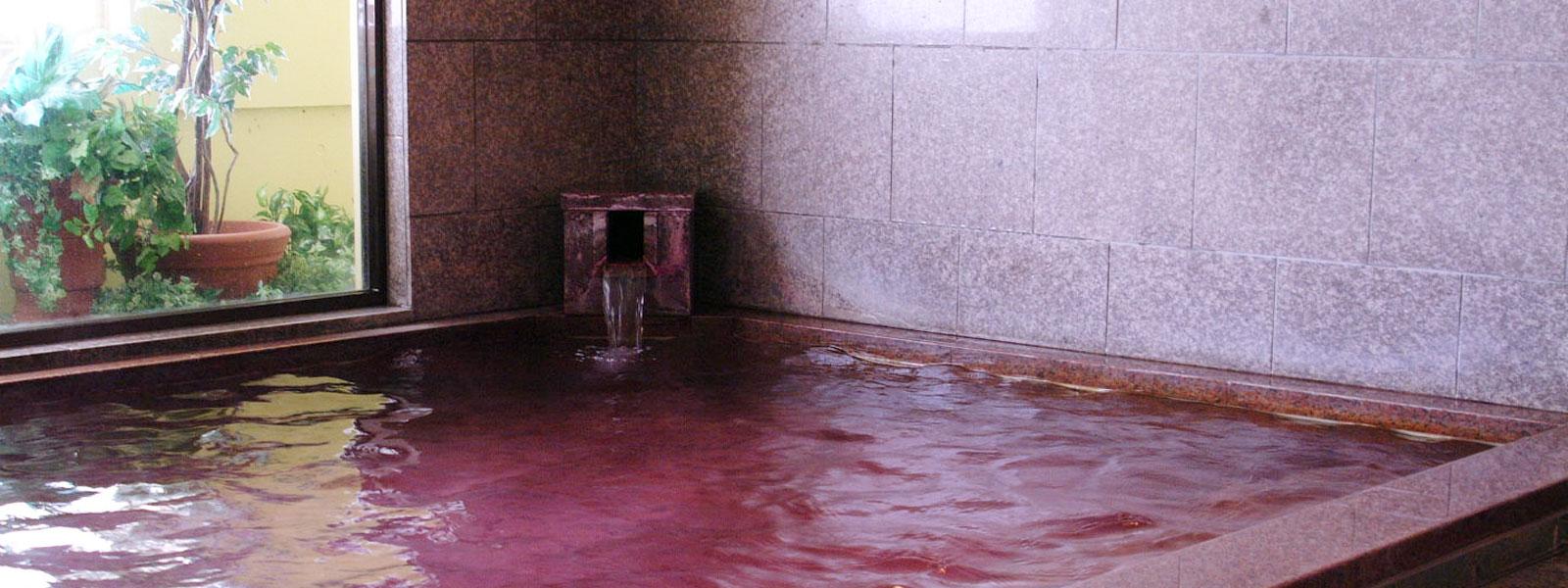 大浴場ラベンダーの湯