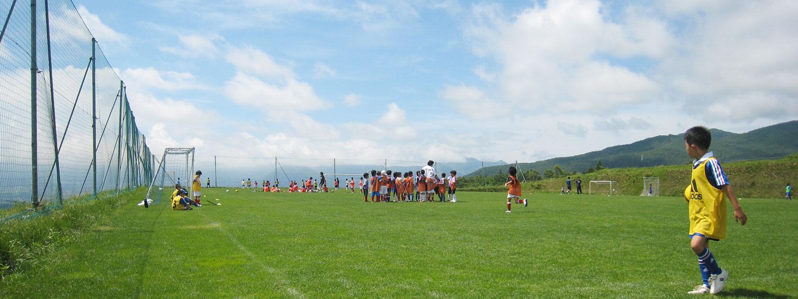 夏のスポーツ合宿大歓迎!