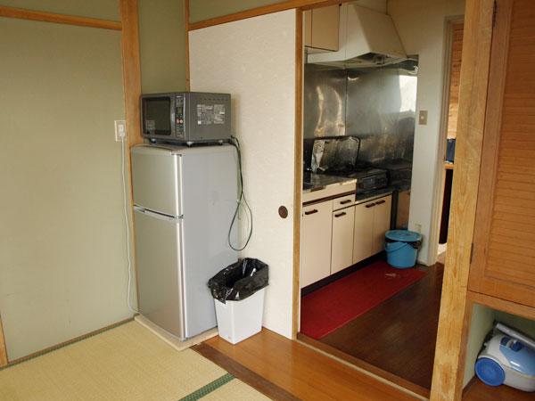 A・B棟 キッチン