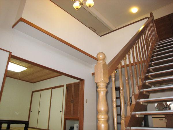 C・D棟 階段